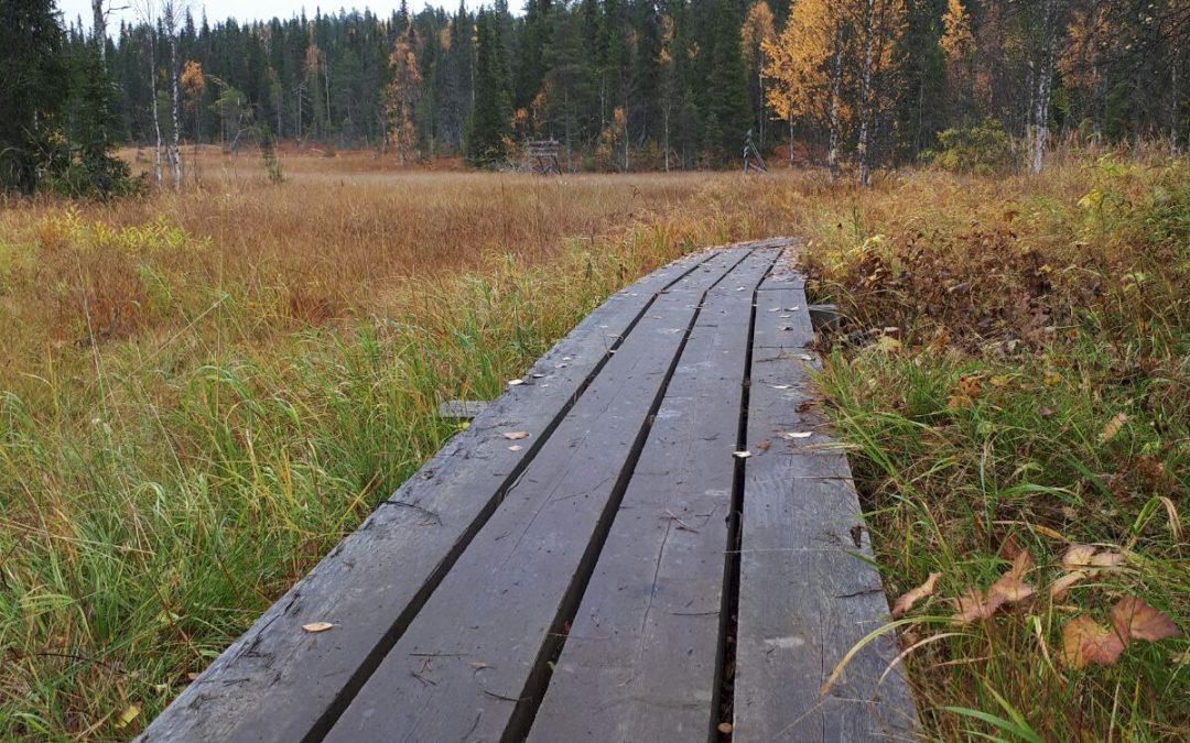 Asukastoiminnan reissu Pikku-Syötteelle 30.9.2017.
