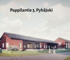 In English: Pyhäjoki: Pappilantie 3