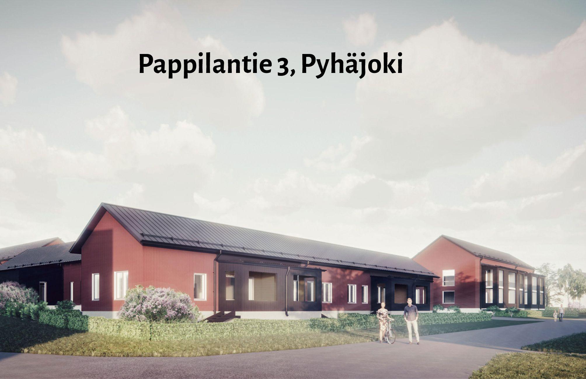 Rental apartment Pyhäjoki